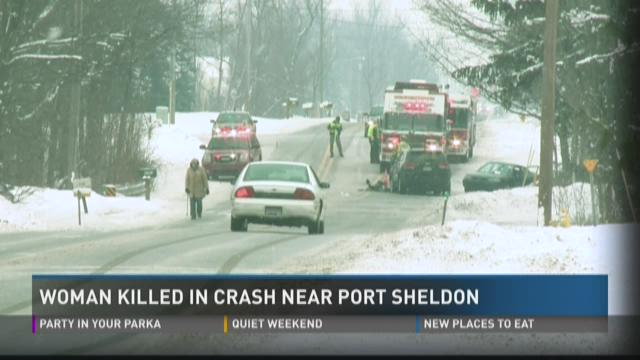 1 killed, 1 injured in Georgetown Township crash