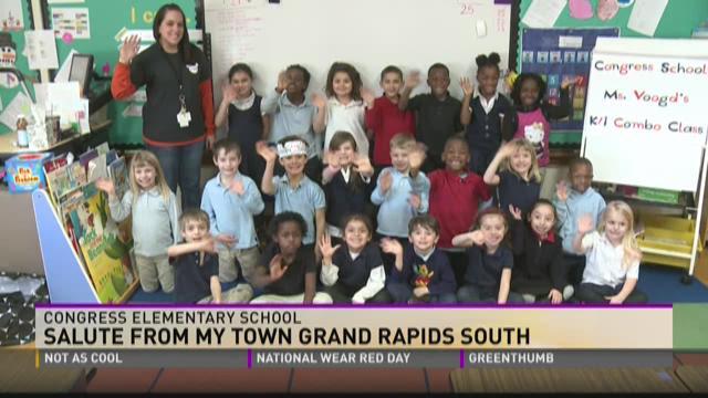 Friday Salute - Congress Elementary