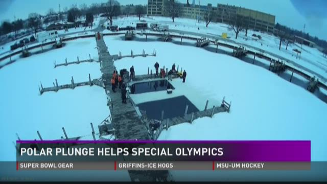 Muskegon Polar Plunge supports Special Olympics on Saturday
