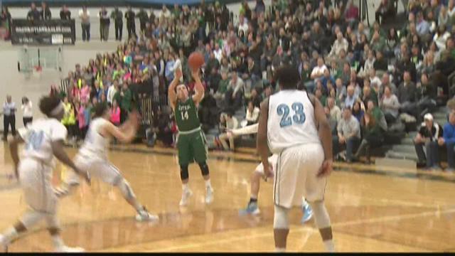 Grand Rapids Christian boys basketball beats Forest Hills Central