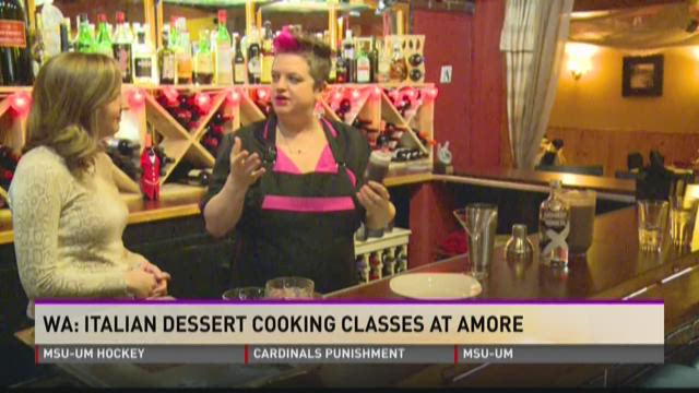 Weekend Adventure: Chocolate desserts at Amore
