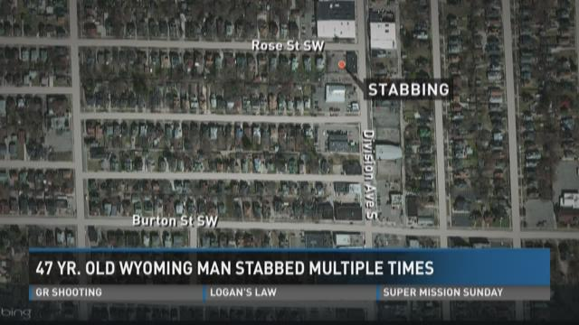 47-year-old Wyoming man stabbed multiple times