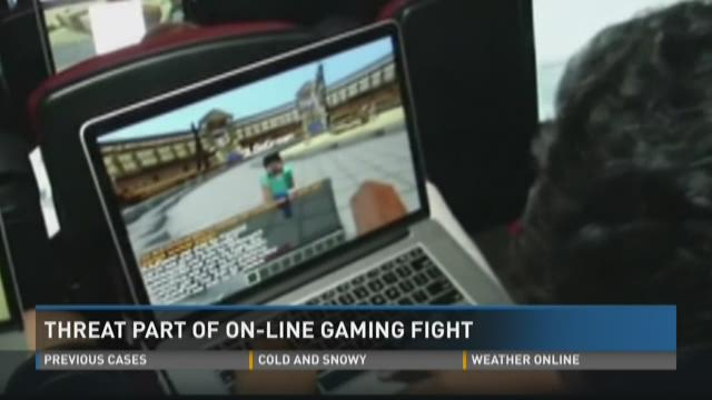 Mason County threat part of online gaming fight