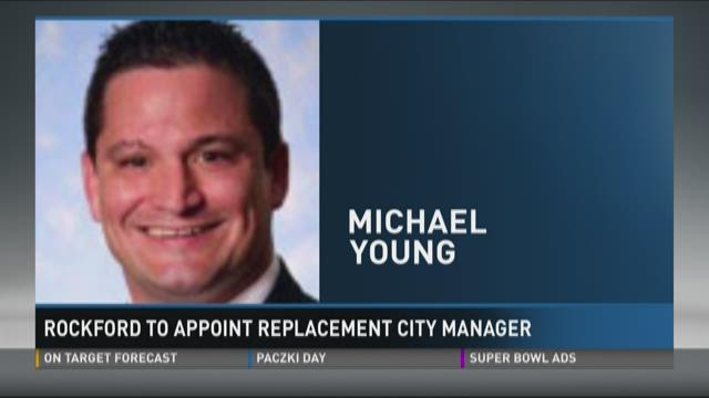 Rockford council to appoint interim city manager