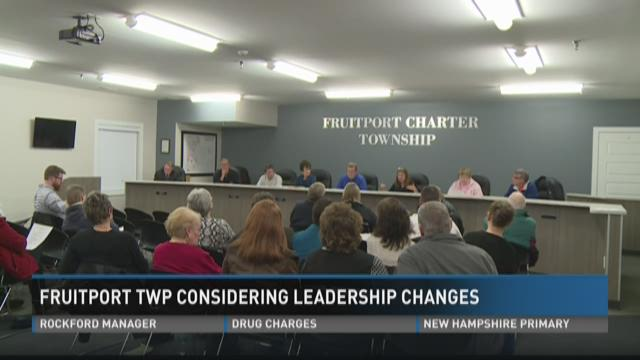 Fruitport Twp. considers changing leadership structure