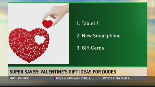 Super Saver: Valentine's Day gifts for guys
