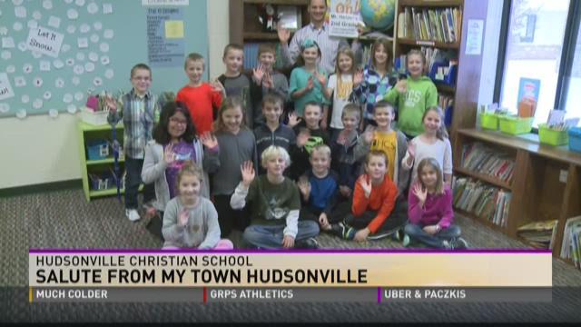 Tuesday Salute - Hudsonville Christian School