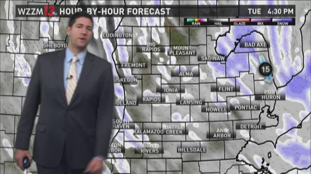 13 On Target Weather: Tuesday morning forecast; Feb. 9, 2016