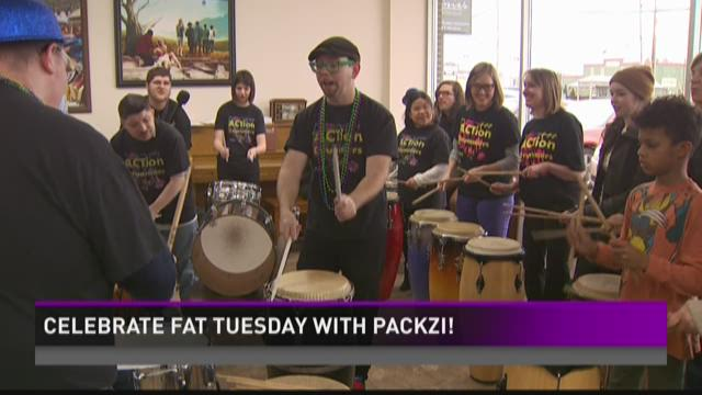 Celebrate Fat Tuesday with paczki