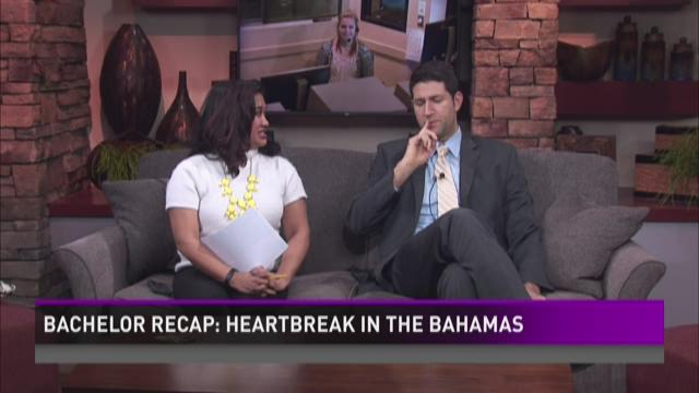 Producer Katie's Bachelor recap: heartbreak in the Bahamas