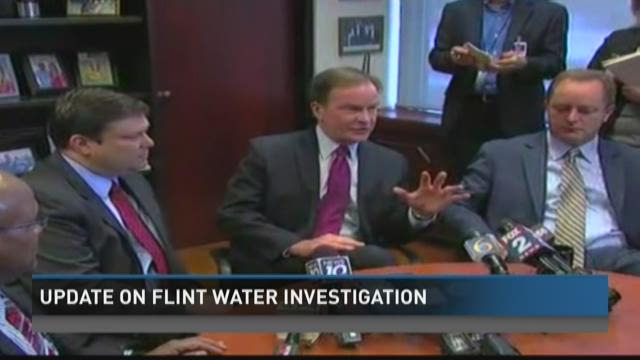 Michigan attorney general, team continuing Flint water investigation