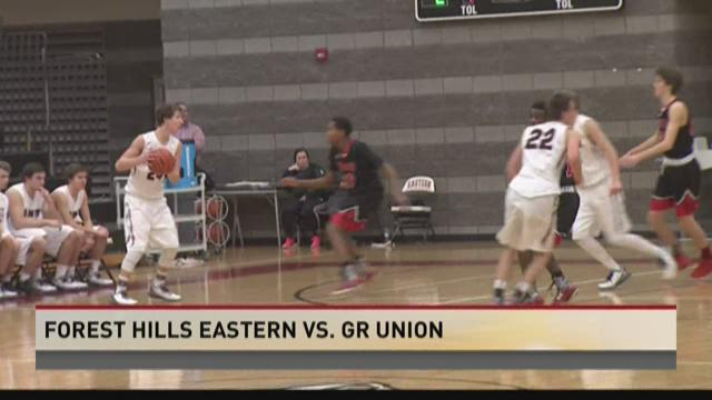 High School Basketball: FHE vs. Union