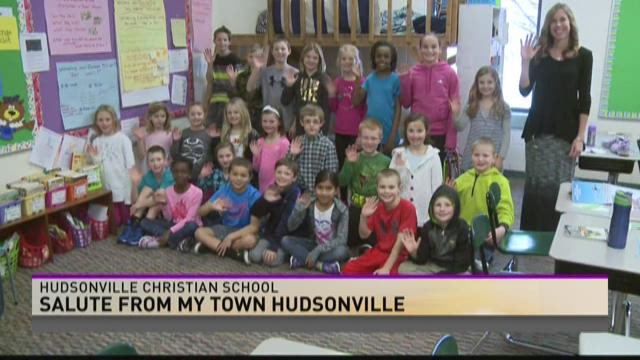 Wednesday Salute - Hudsonville Christian School