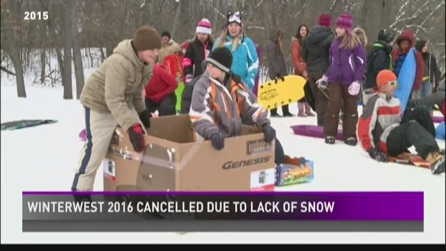 WinterWest 2016 canceled