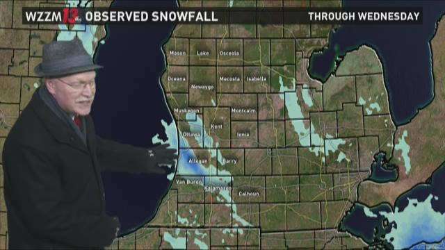 Late Evening Forecast 2/10/16