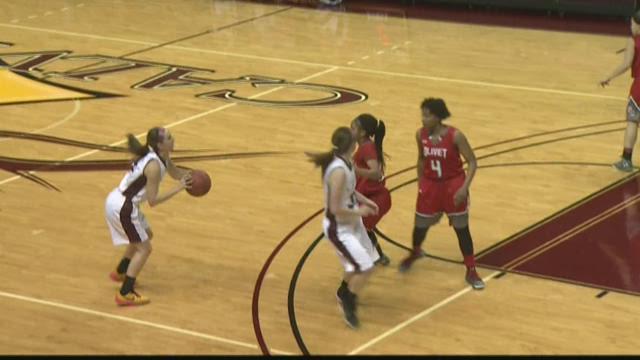 Calvin women�s basketball hosts Olivet
