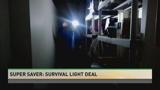 Super Saver: survival light deal