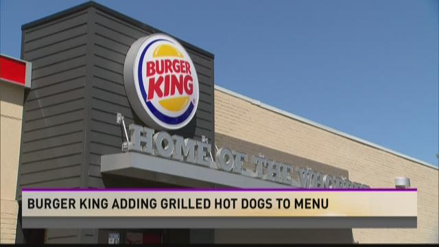 FBHW: hot dogs at Burger King