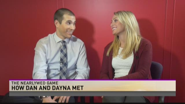 The Nearlywed Game: Dan and Dayna