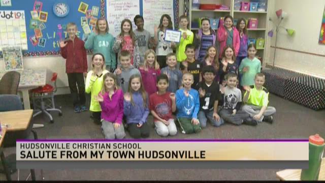 Thursday Salute - Hudsonville Christian School