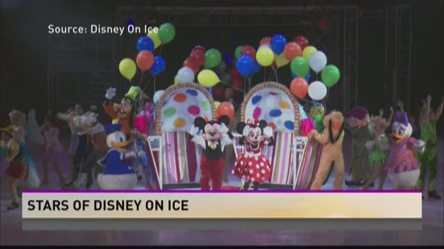 Stars of Disney on Ice