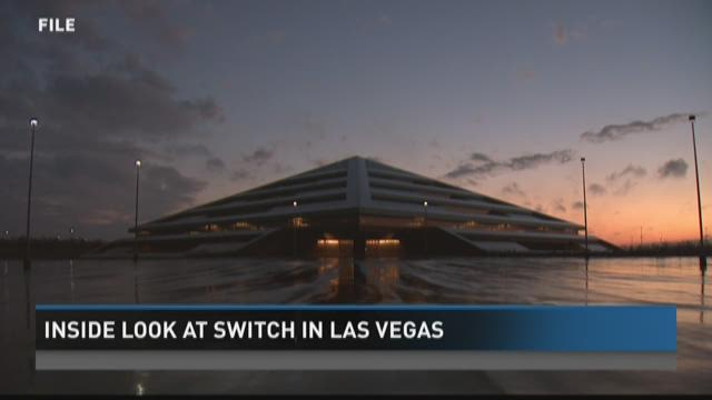 A look at Switch's Las Vegas operation