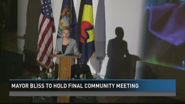 Grand Rapids Mayor holding community meeting tonight