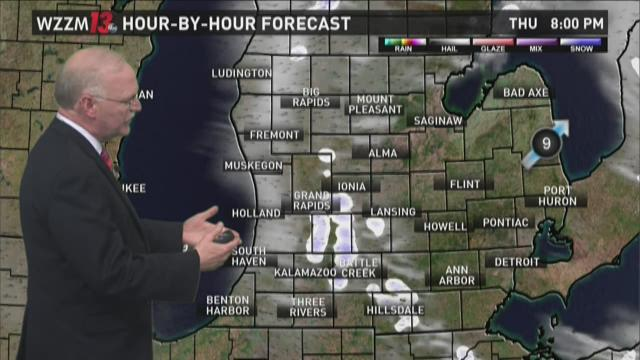 13 On Target Weather Forecast: Evening of February 11, 2016