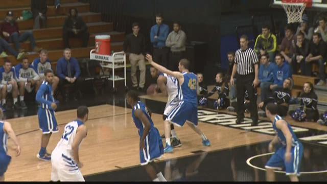 GVSU men�s basketball beats Lake Superior State University