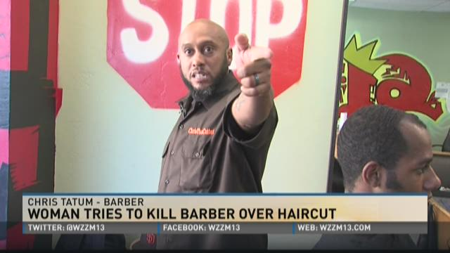FBHW: attempted murder charges for a haircut