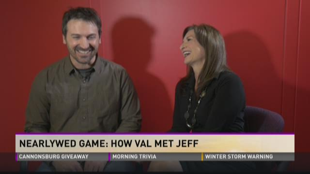 Nearlywed Game: Val and Jeff