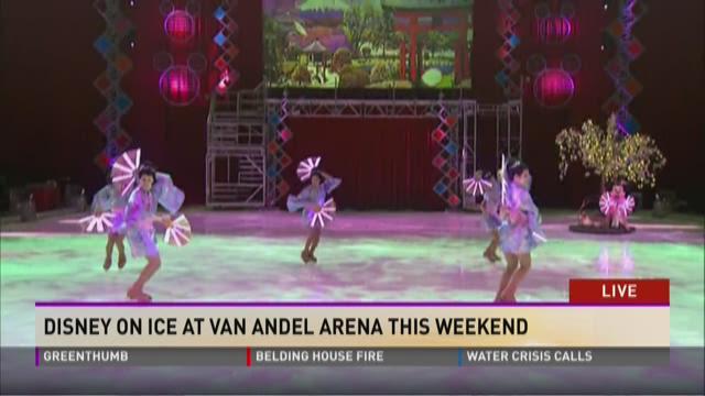 Disney on Ice comes to Van Andel Arena