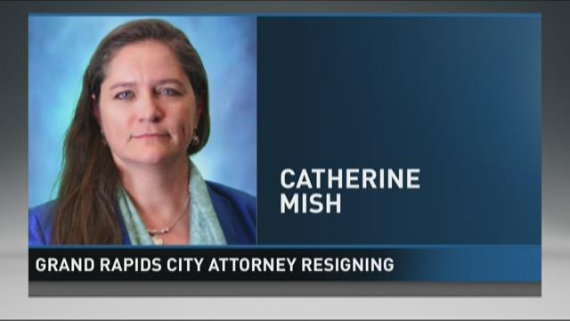 Grand Rapids City Attorney resigning