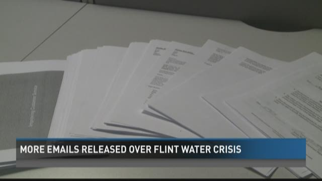 More emails released over Flint water crisis