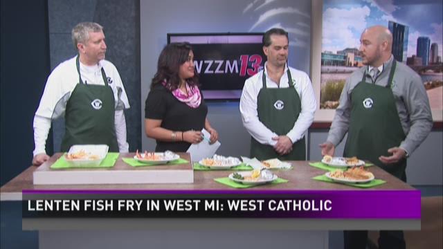 Lenten fish fry in West Michigan: West Catholic
