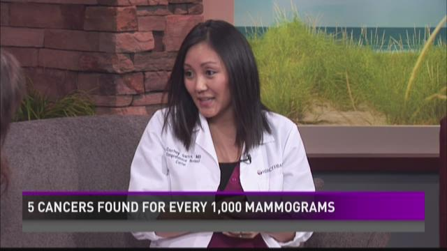 Sorting through recommendations on when to get mammograms