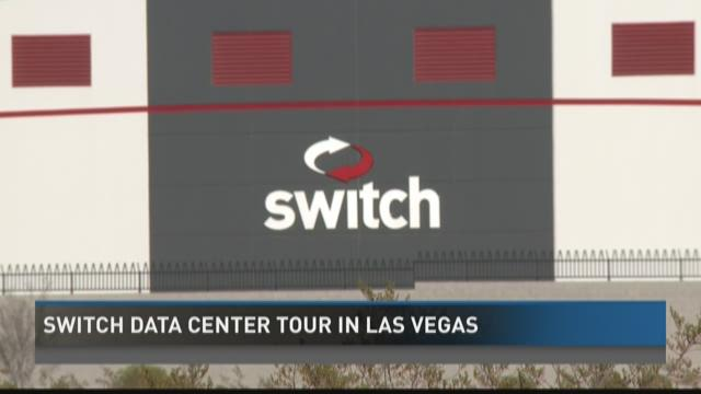 Switch's Las Vegas facility shows what West Mich. data center will be like
