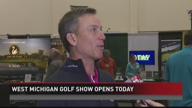 DeVos Place hosting West Michigan Golf Show this weekend