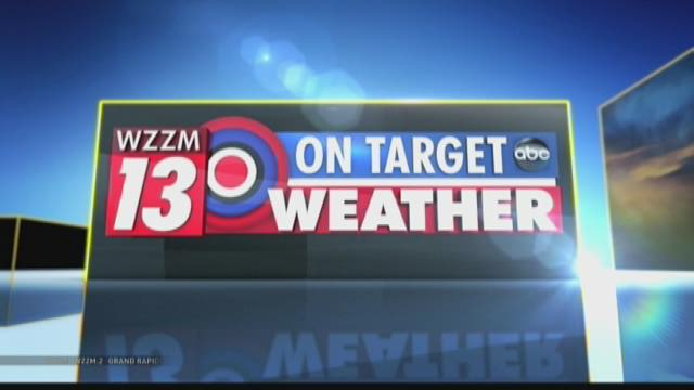 13 On Target Weather Forecast: 6pm Friday