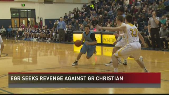 GR Christian boys basketball beats EGR