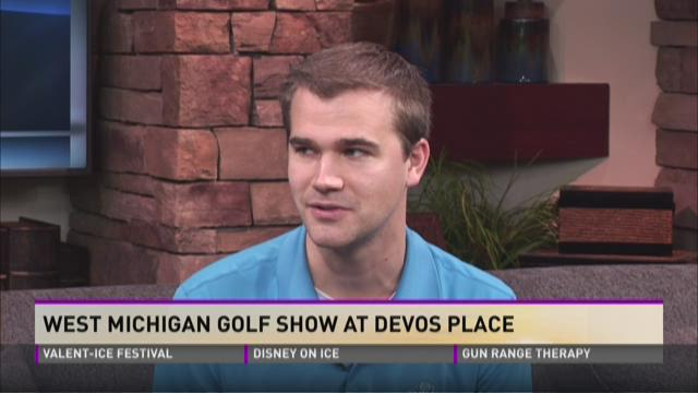 West Michigan Golf Show continues at DeVos Place