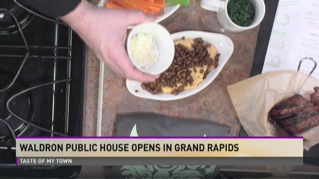 Waldron Public House opens in Grand Rapids