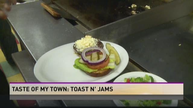 Taste of my Town: Toast N' Jams