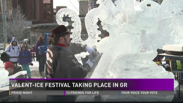 Valent-ICE Festival taking place in Grand Rapids