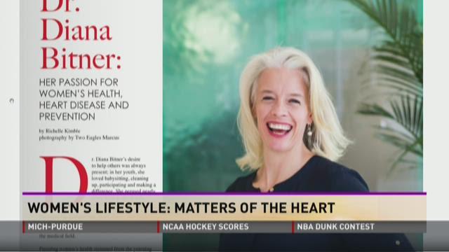 Women's Lifestyle Magazine and Dr. Diana Bitner