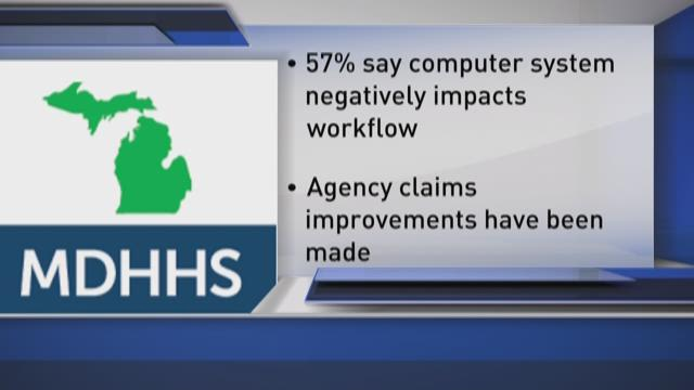 State workers blast MDHHS computer system