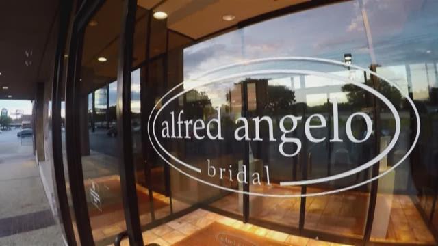 Bridal store closes
