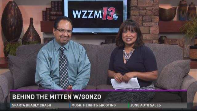 Introducing Behind the Mitten with John Gonzalez