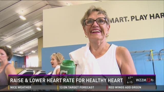 Love Your Heart: Exercise's effectiveness for heart health