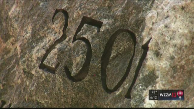 New mass grave found for victims of NWA Flight 2501